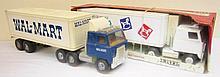 Wal-Mart / FAO Schwartz Tractor Trailer