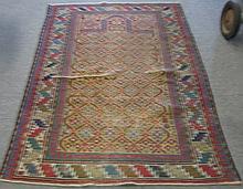 Antique Persian Rug 3'6