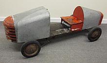 Soap Box Derby Car