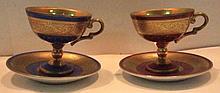 Lot of 2 Teacups