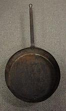 Large Iron Skillet