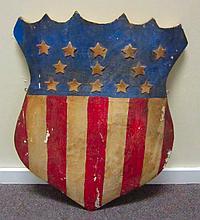 Plasterand Wood 13 Star Shield 21