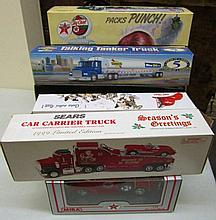 10 Piece Lot - Tractor Trailers
