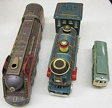 3 Piece Lot - Trains