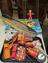 17 Piece Toy Lot
