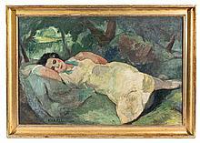 Charles KVAPIL - École de Paris (Belge né en Tchécoslovaquie) (1884-1958)