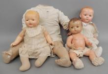1930's-40's composition dolls