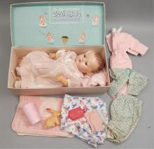 Effanbee Dy-Dee baby doll in original box