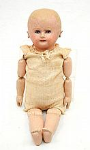 1930's-40's Martha Chase stockinette cloth doll