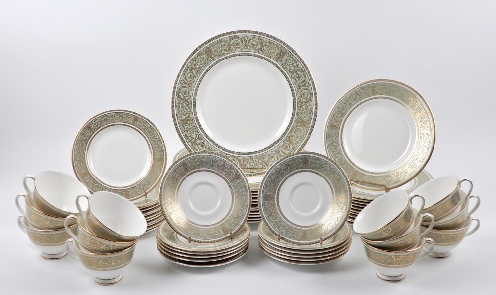 Renaissance Royal Doulton dinnerware set