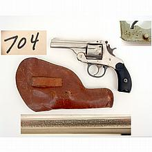 Harrington & Richardson .32 cal. 6 shot revolver