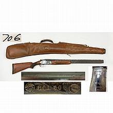Miroku .12 ga. shotgun