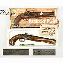 CVA Kentucky pistol