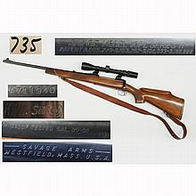 Savage 30-06 cal. Rifle