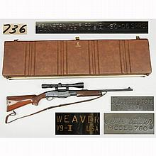 Remington 30-06 cal. Rifle