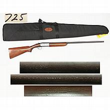 Winchester single barrel shotgun