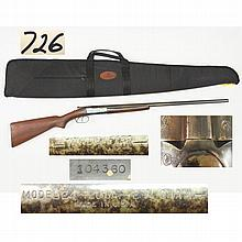 Winchester double barrel 20 ga. shotgun