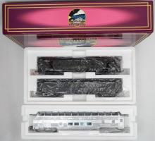 Two MTH Passenger car sets in original boxes