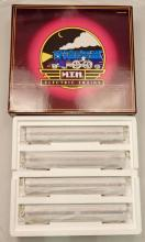 MTH Amfleet 4-car Passenger Set in box