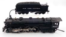 MTH NYC J-1e Hudson diecast Steam Locomotive in box
