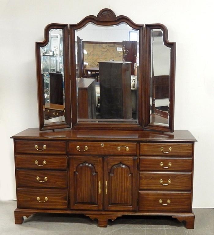 harden mahogany bedroom set