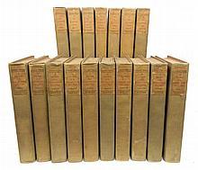 Seventeen volume set