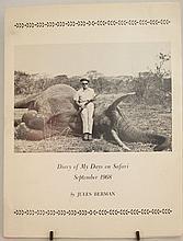 Diary of My Days on Safari