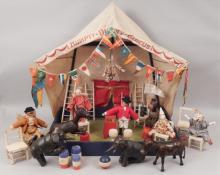 Dolls, Toys & Trains Auction
