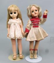 Ideal and Effanbee dolls