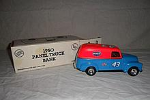 1950 Panel Truck Coin Bank