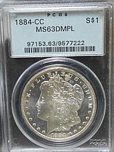 1884CC Morgan