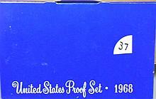 1968 Proof Set