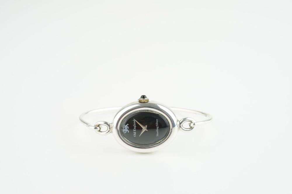 LADIES OLD ENGLAND STERLING SILVER WRISTWATCH