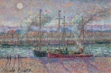 H. Claude Pissarro Lausanne