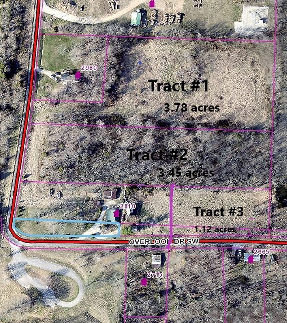 1.12 acres open property Tract 3
