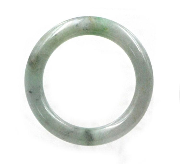 CERTIFIED JADE BANGLE