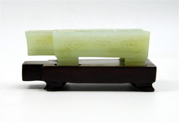 JADE INCENSE BURNER