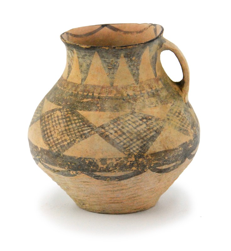NEOLITHIC POTTERY JUG