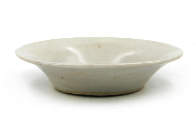 MINIATURE WHITE DISH