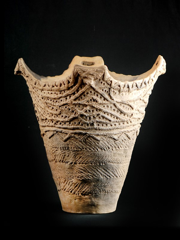 JAPANESE JOMON JAR