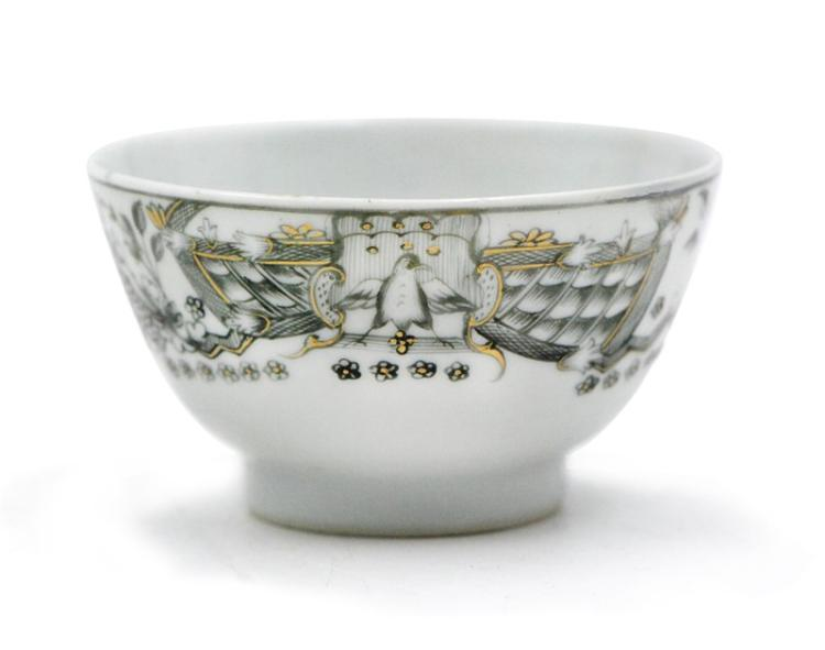 QING DYNASTY CHINESE EXPORT CUP