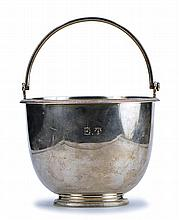 SILVER PLATED BUCKET 30g