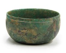 BRONZE BOWL; (12th-13th CENTURY)