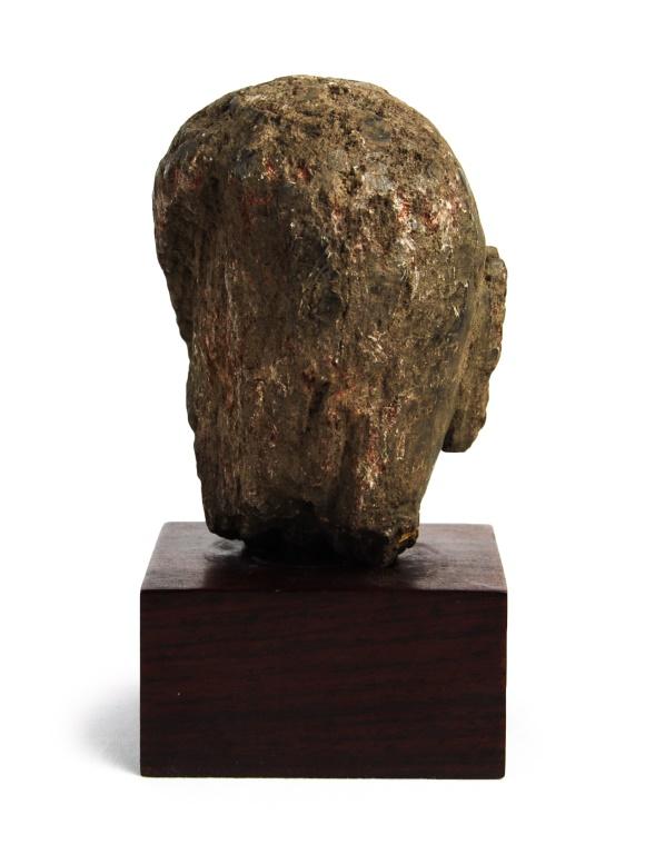 Korean stone bust goryeo dynasty