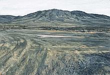 Johann Louw, Landscape, Graaff-Reinet