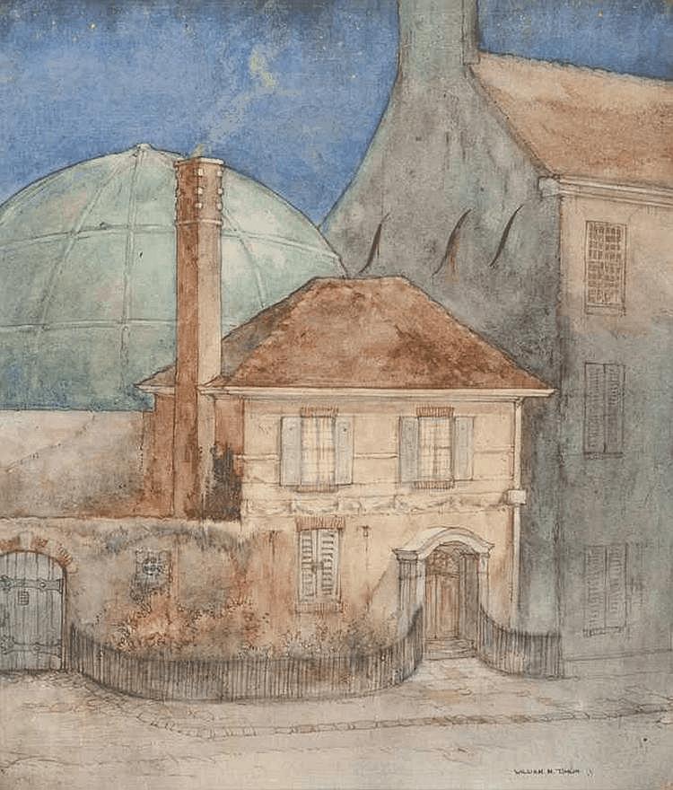William Mitcheson TIMLIN South African 1892-1943
