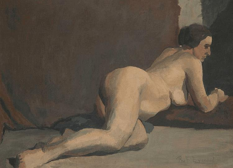 Ruth EVERARD-HADEN South African 1904-1992