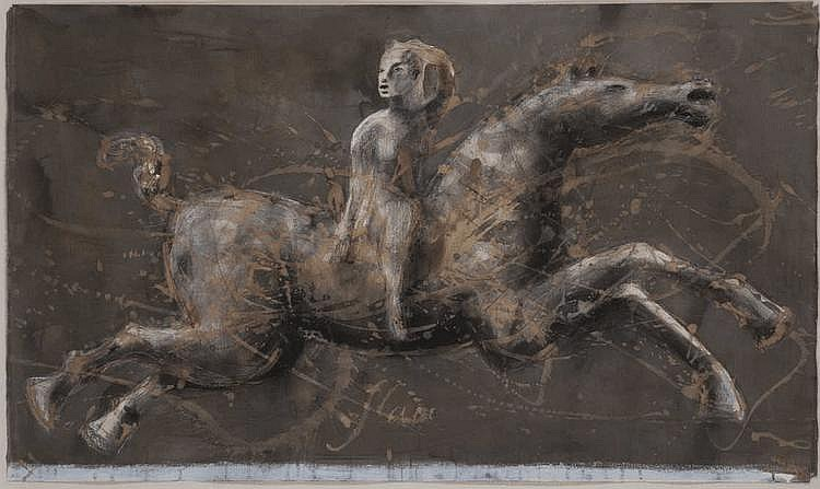 Deborah Margaret BELL South African 1957- Flare