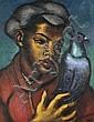 Johannes Petrus MEINTJES South African 1923-1980, Johannes Meintjes, Click for value