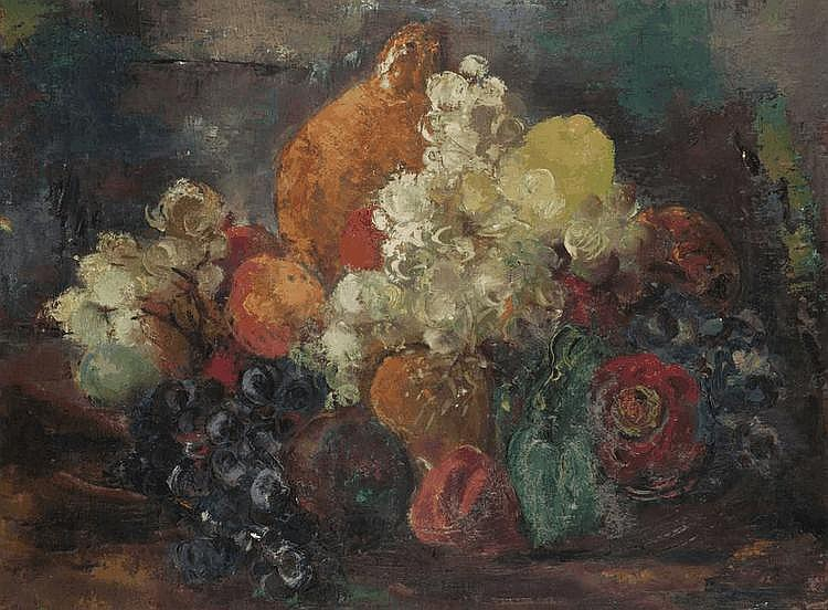 Cecil HIGGS South African 1898-1986 Still Life